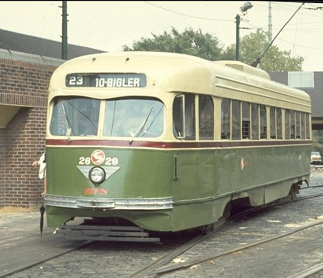 A History Of Trolly Cars And Philadelphia